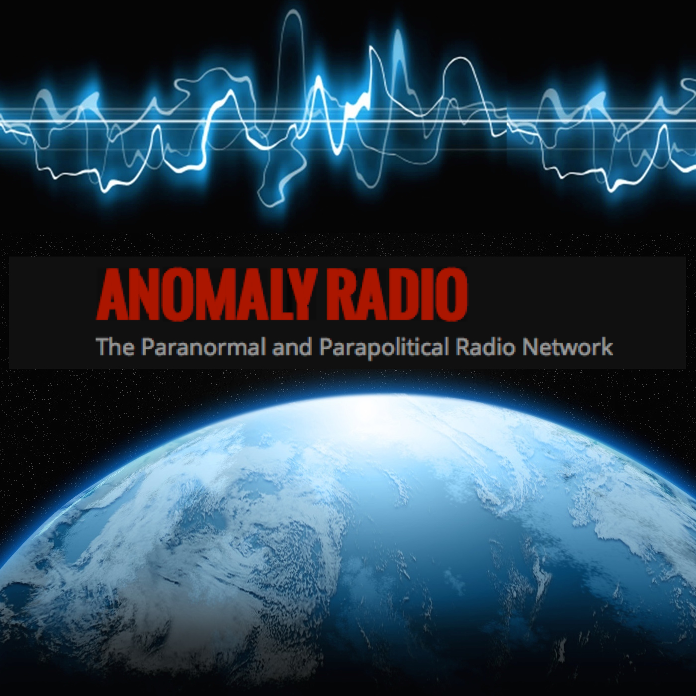Anomaly Radio Network - Streaming 24/7 Since The Last Century