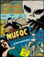 NUFOC - 38th Annual National UFO Conference 2001 in Austin Texas